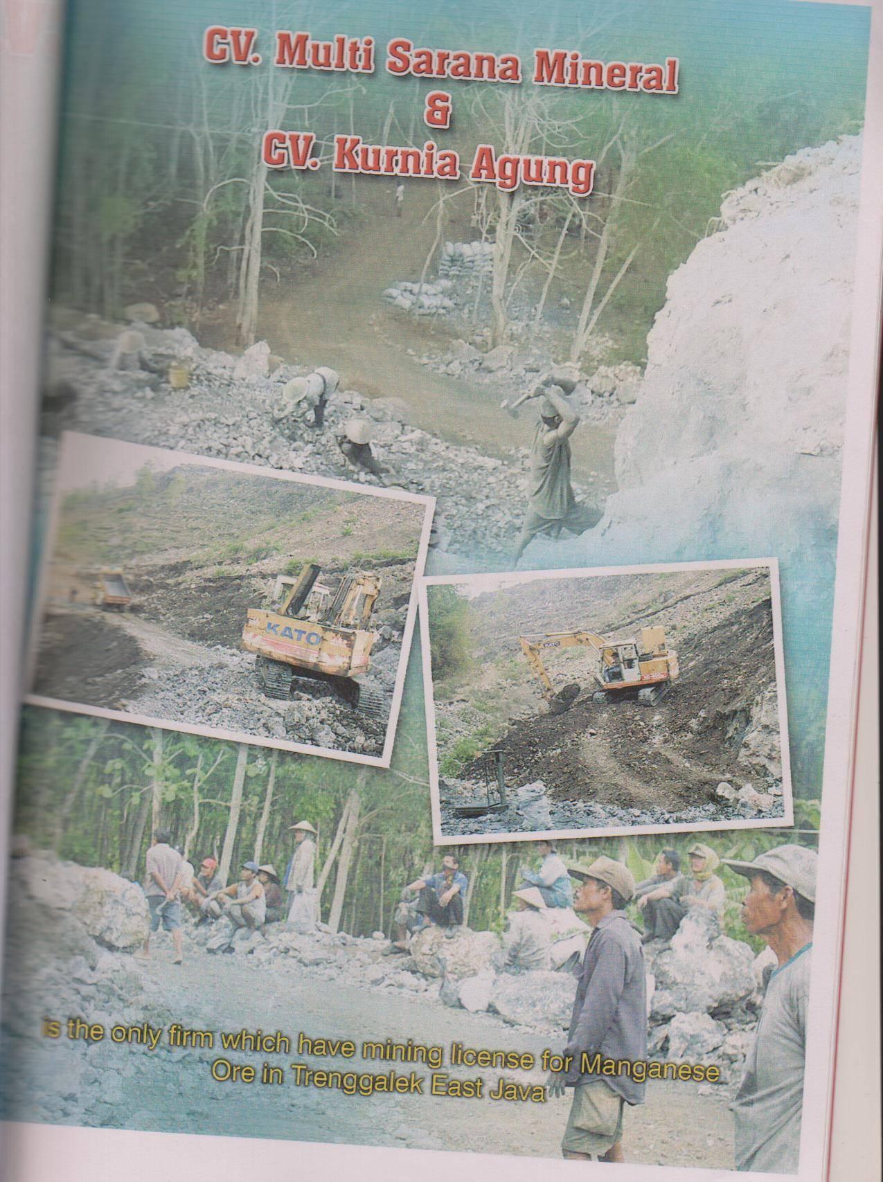 Manganese Mine