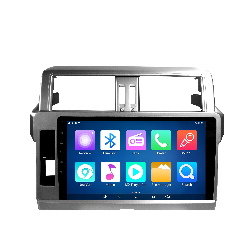 NM7116-H-H0 (Toyota Prado 14-16) canbus Newsmy CarPad4 head unit Android 5.0 with Newyan APP