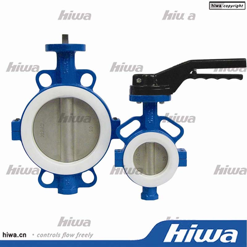 B80 Series anticosion butterfly valve