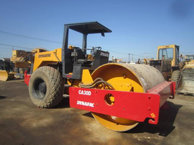 used cheap Dynapac CA30 road roller for sale