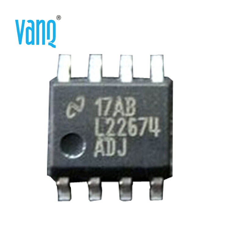 LM22674MRX-ADJ/NOP ic component