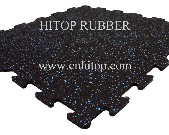 rubber floor for gym