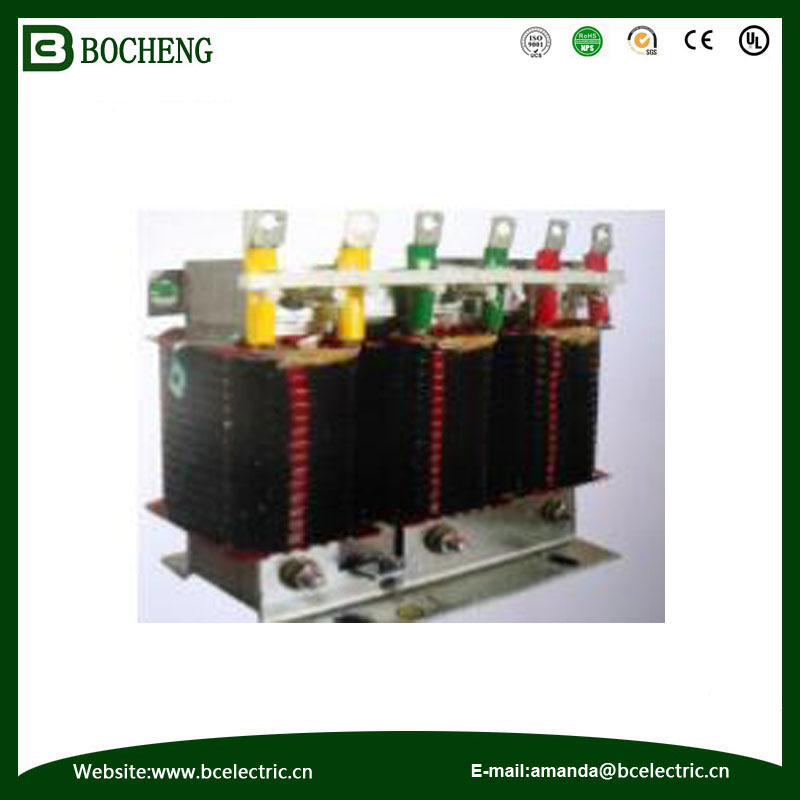 High quality High power unsaturated core series reactor