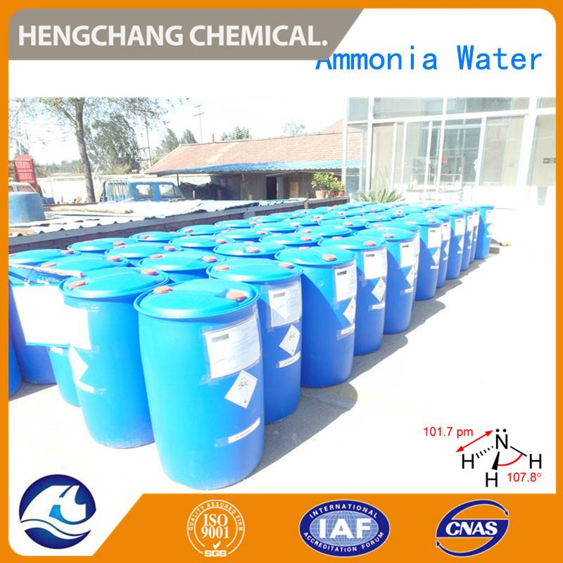 Ammonium Hydroxide / Aqueous Ammonia 25% China Factory