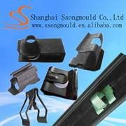 China fastener auto clips card buckle
