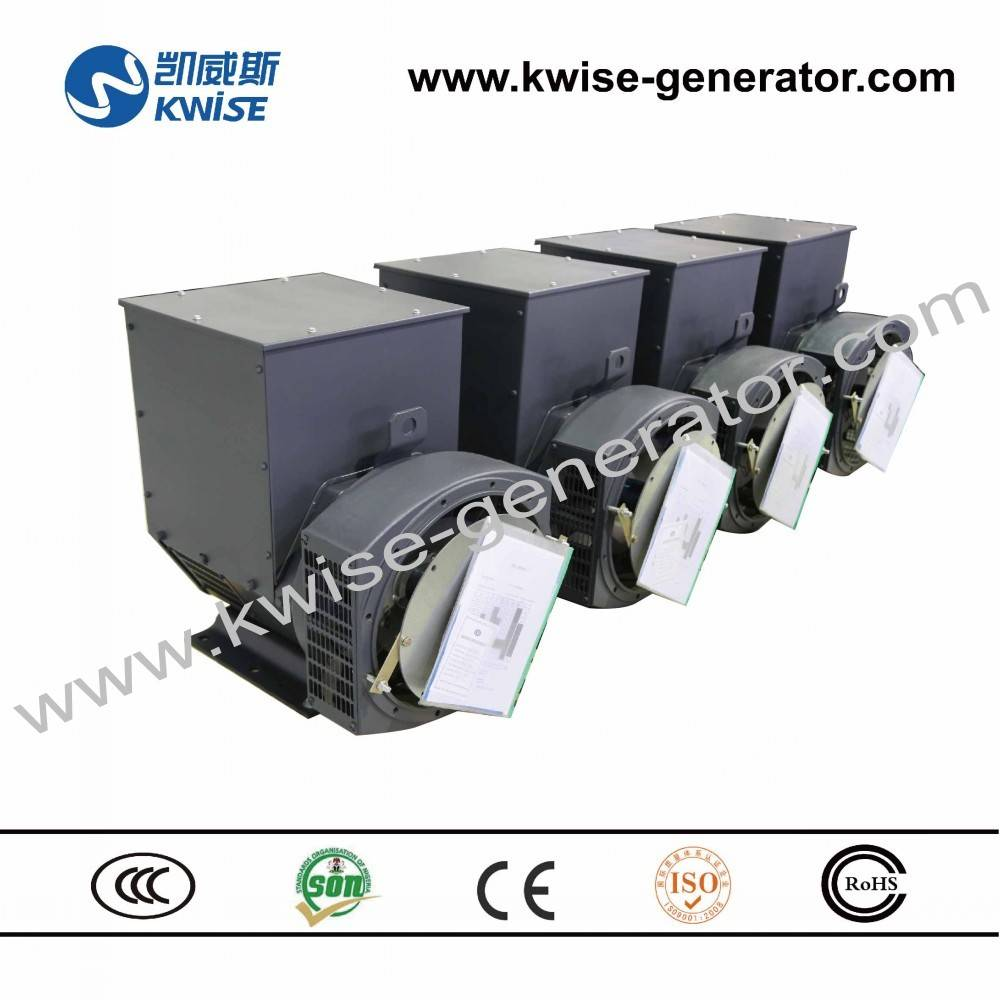 chinese brushless generator 8kw to 2000kw