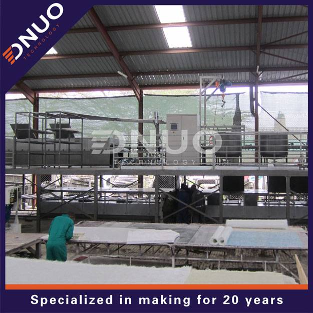 Frp Roofing Sheet production line