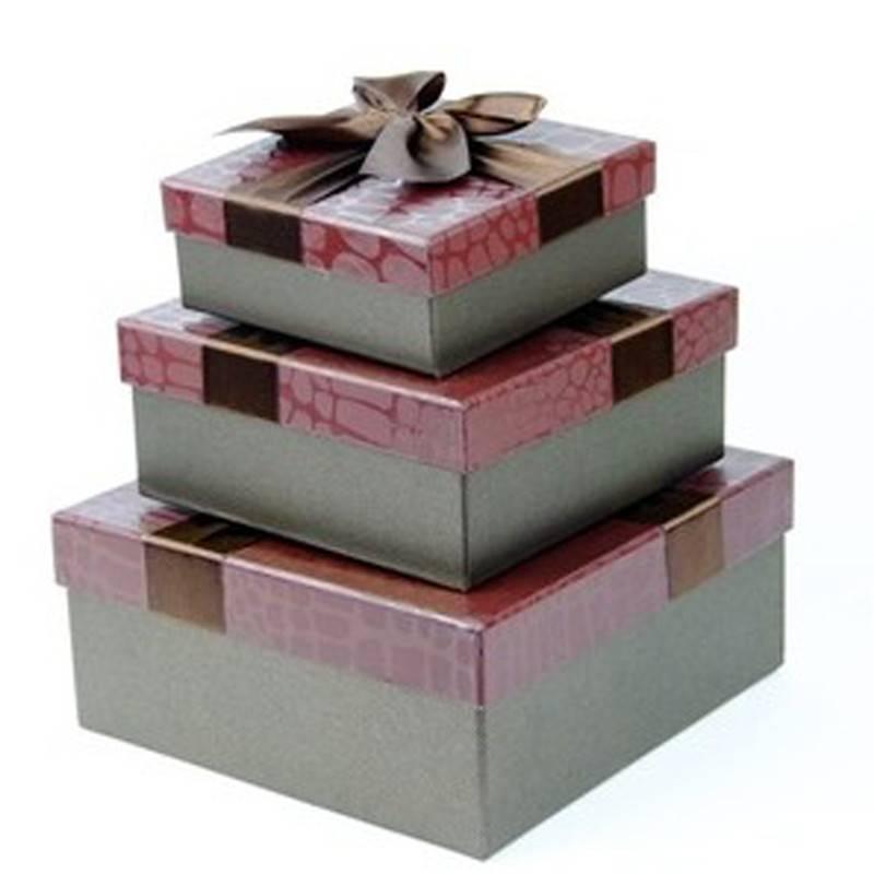 Wholesale Customized Luxury Gift Folding Paper Box