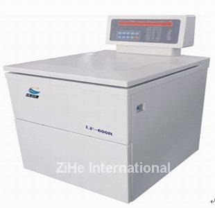 Low-Speed Large Capacity Refrigerated Floor Centrifuge LF-600R