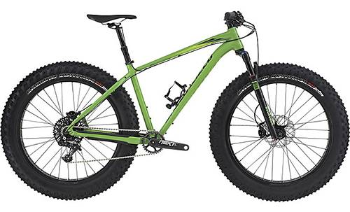2015 Bicycle Fatboy Pro Trail MTB