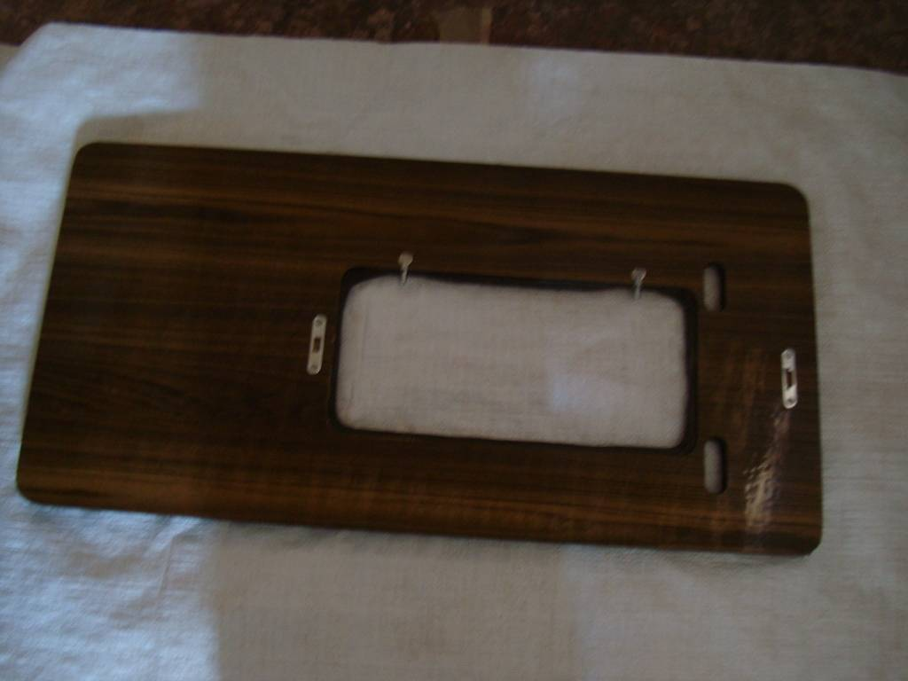 Wooden Top For Sewing Machine Stand