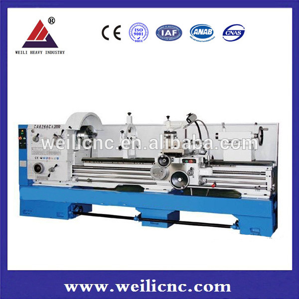 CA6150 /CA6250 universal metal cutting engine lathe