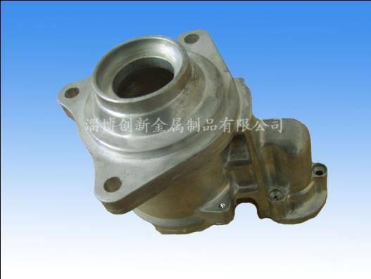 Aluminum casting auto starter cover