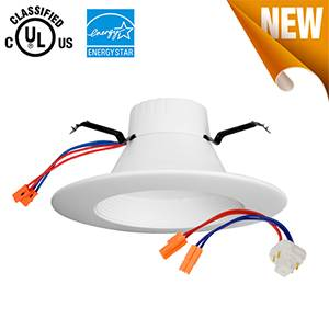 OKT Ballast Compatible LED Residential Downlight
