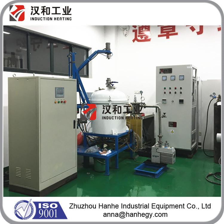 ZPL-25 Medium Frequency Vacuum Melting Furnace