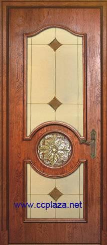 Solid wooden doors,hardwood doors,ccp-smm0008