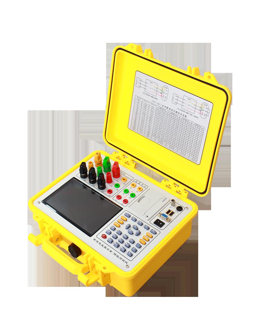 Transformer Capacity Characteristic Tester