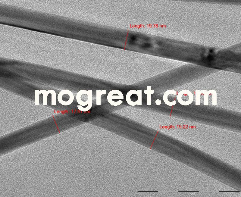 Ultrafine silver nanowires ( MGT-NW-S20 )