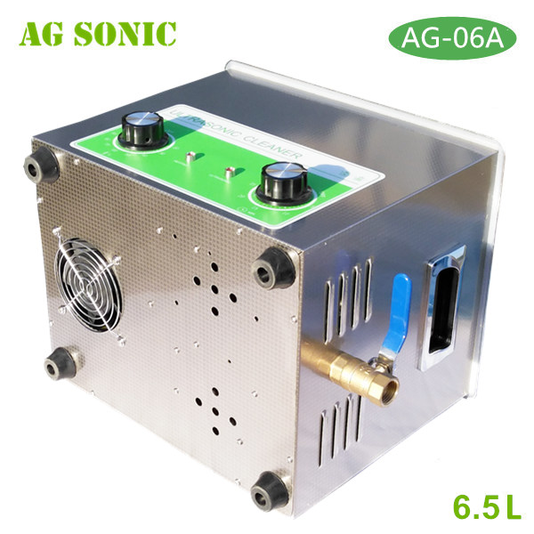 AG SONIC Mechanical Ultrasonic Cleaner with Heater