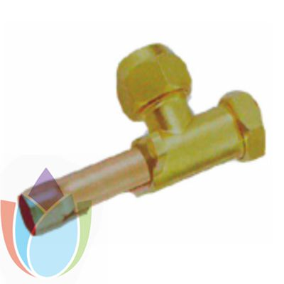 Two-way stop valve