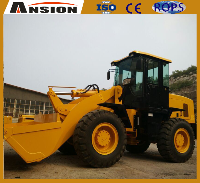 ANsion 836 3 ton front wheel loader for sale