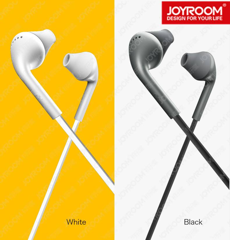 JOYROOM Hot selling headphone headset In-ear Earphones