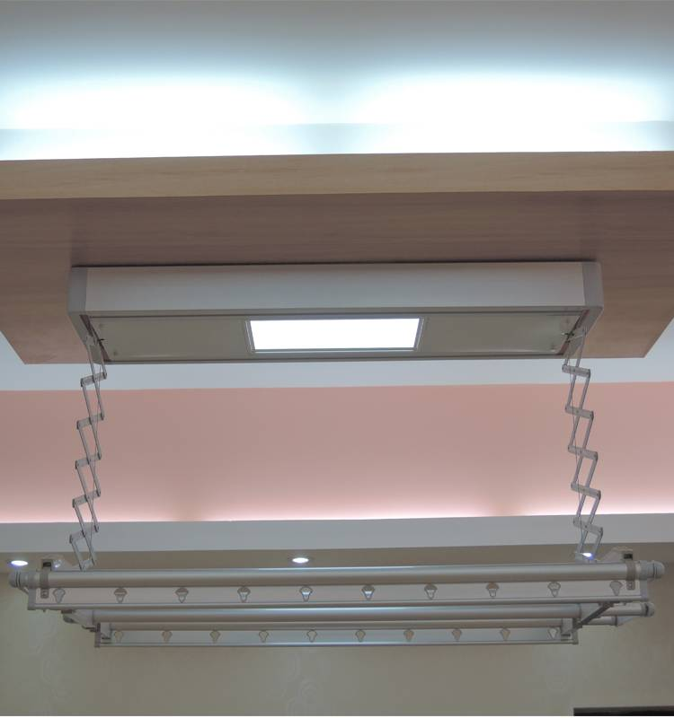 led panel beautiful drying rack