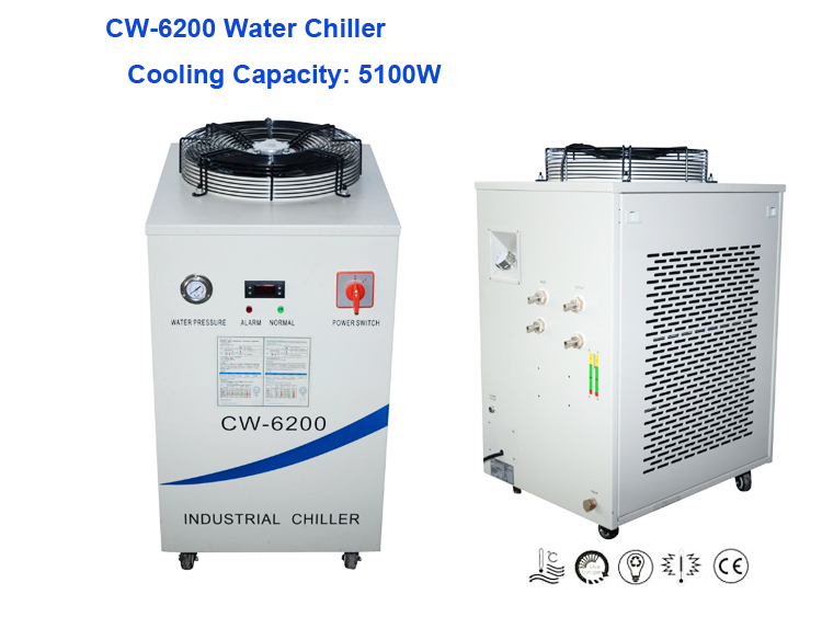 CW6200 CNC Chiller