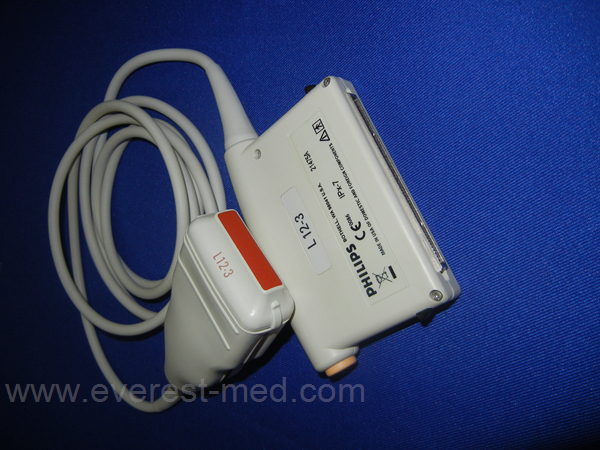 Philips L12-3 Linear Array UltrasoundTransducer