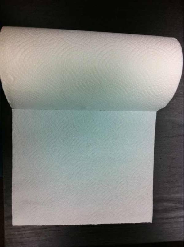 Kitchen Paper Towel, Virgin, 2ply, 4rolls/Pack