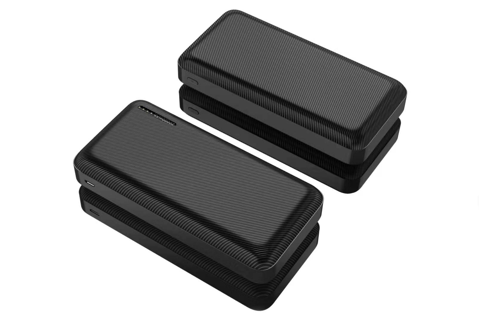Techplus portable power bank 20000mAh dual USB