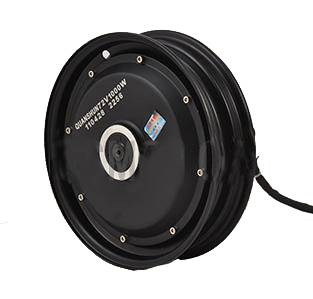 10inch 2000W Single Shaft in-Wheel Hub Motor
