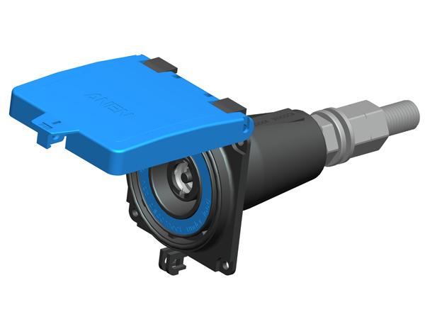 Anen Round Industrial Connector ID/S21-C CU 14.0065C
