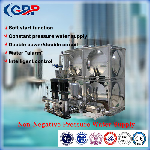 Non-Negative Pressure Water Supply Equipment 30-24-183-3