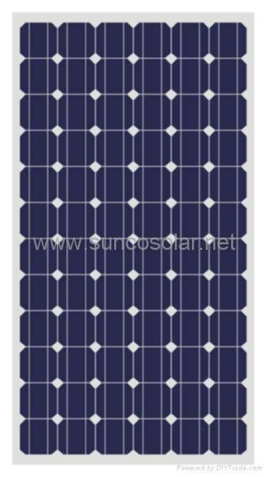 175W mono crystalline solar module SST-175WM