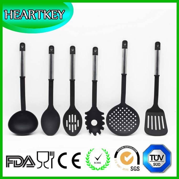 silicone kitchen utensils wholesale best silicone spatula easy flex 3-piece silicone spatula set