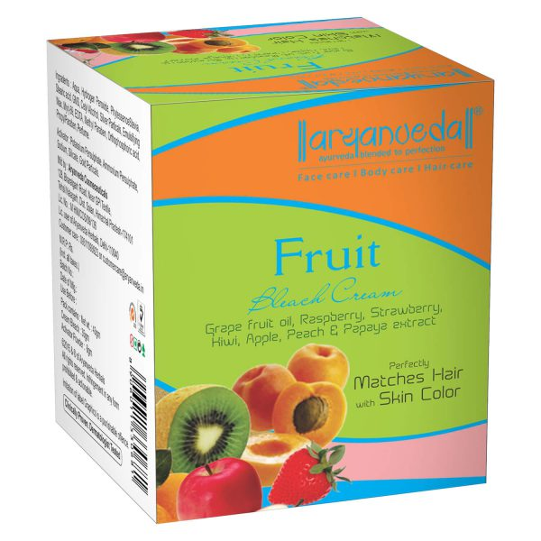 Fruitify Herbal Bleach Cream