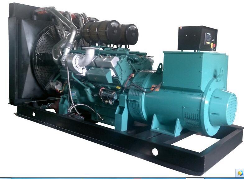 High Quality YUCHAI Generator Set 100kw Diesel Generator Set for Sale