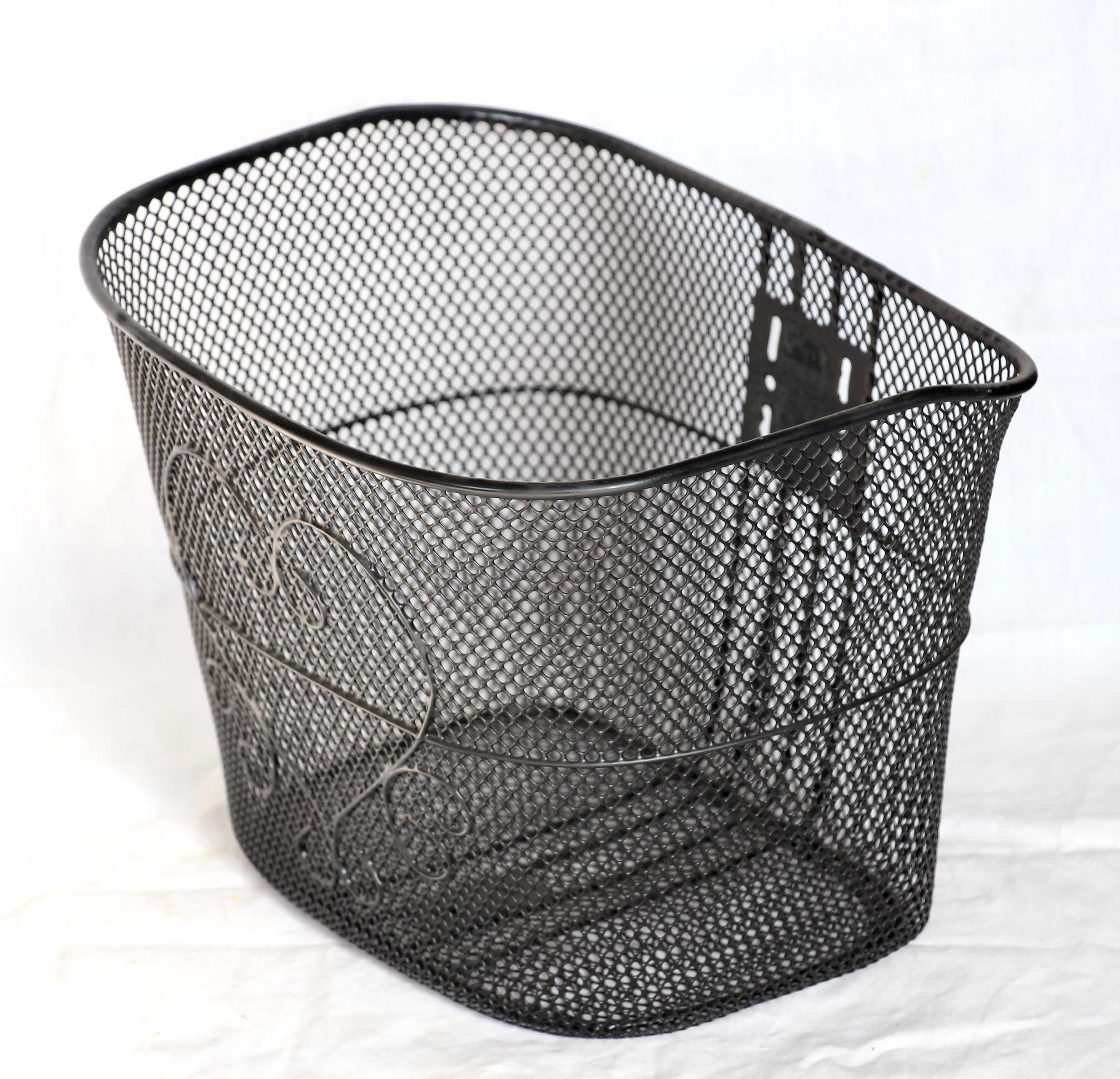 High quality steel wire bicycle basket