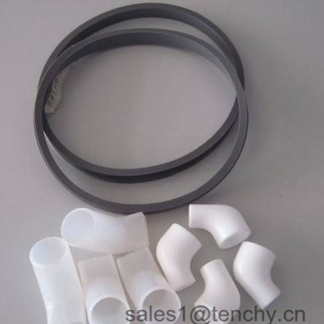 Silicone high heat seal gasket