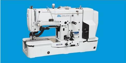 GF11019 series high speed lockstitch straight buttonholing industrial sewing machine