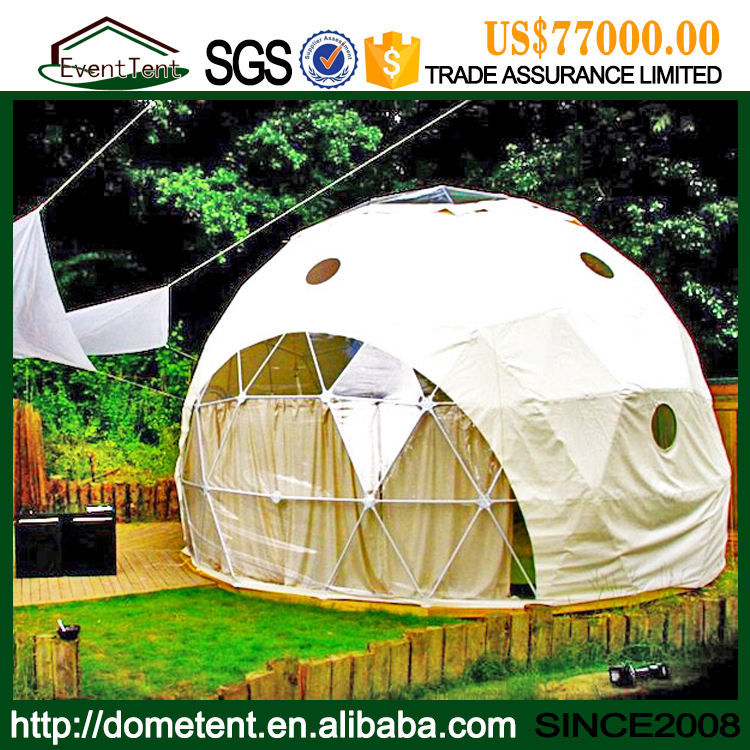Geodesic Dome Tent House