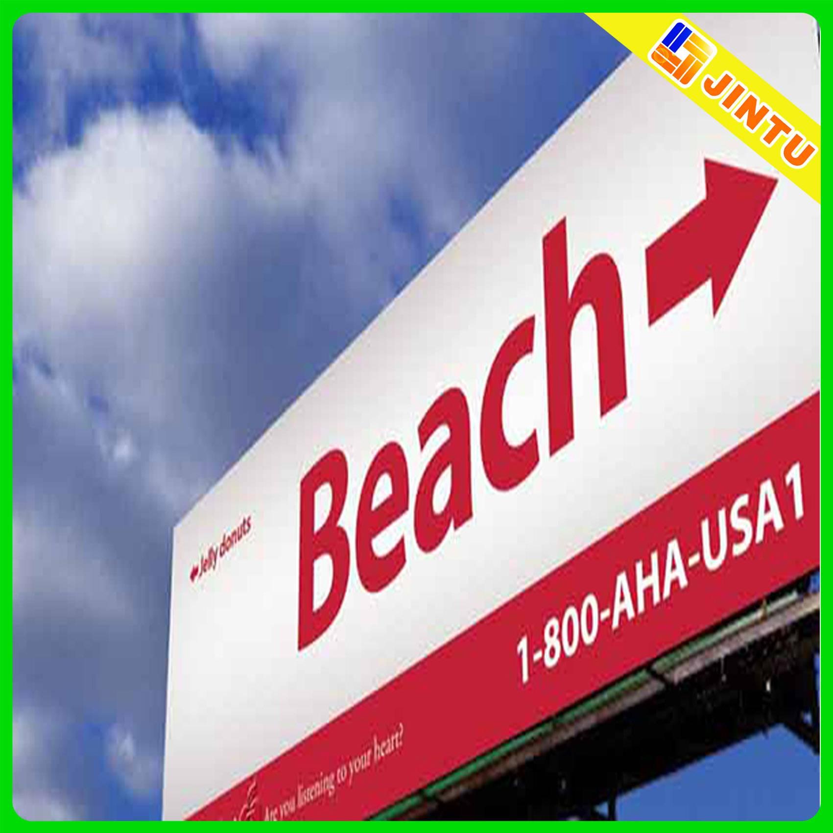 Custom design printing  outdoor banner for advertising