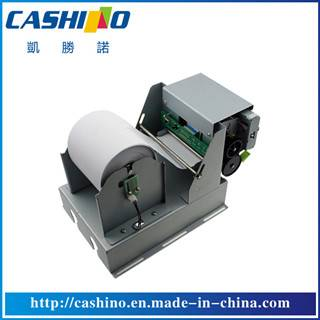 Kiosk thermal printer for vending machines