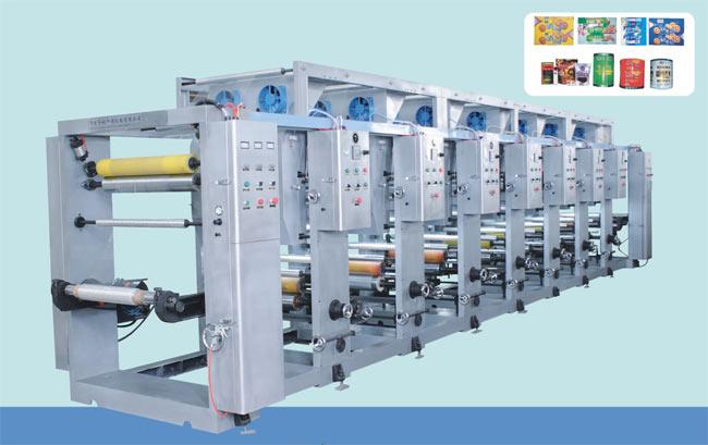 Common Gravure Printing Machine