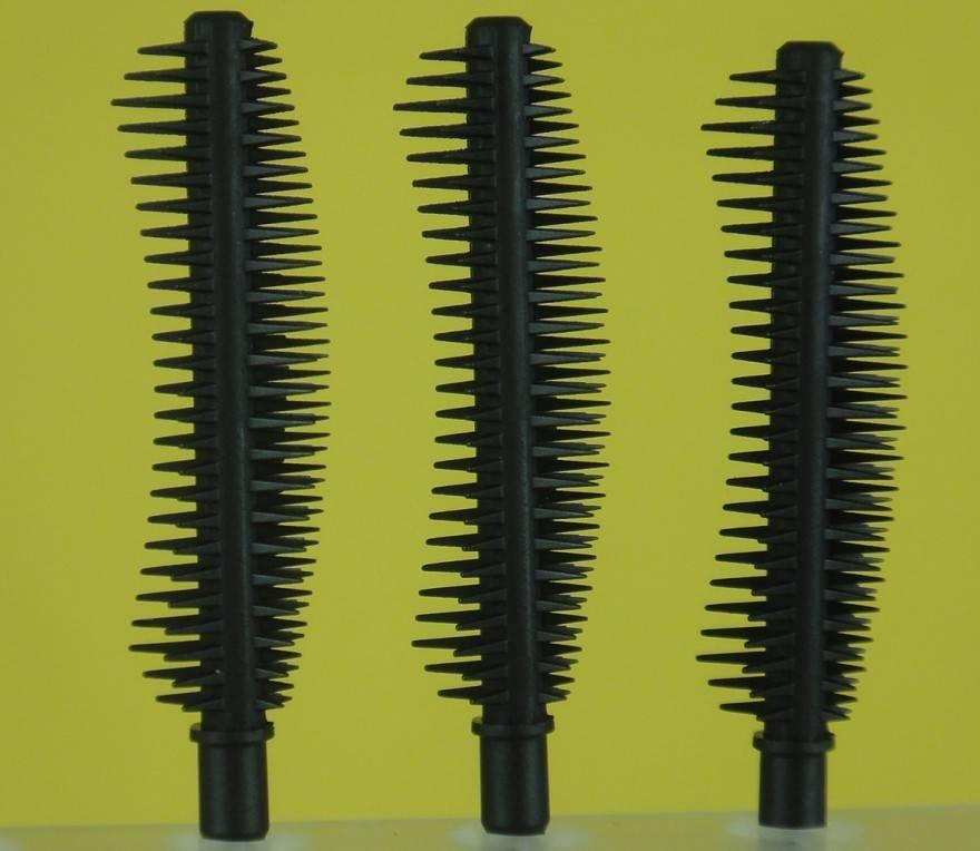 Wholesale Younique Silicone Waterproof Eyelash Eyebrow Eyeliner Mascara Brushes Cream Bottle QZ-J