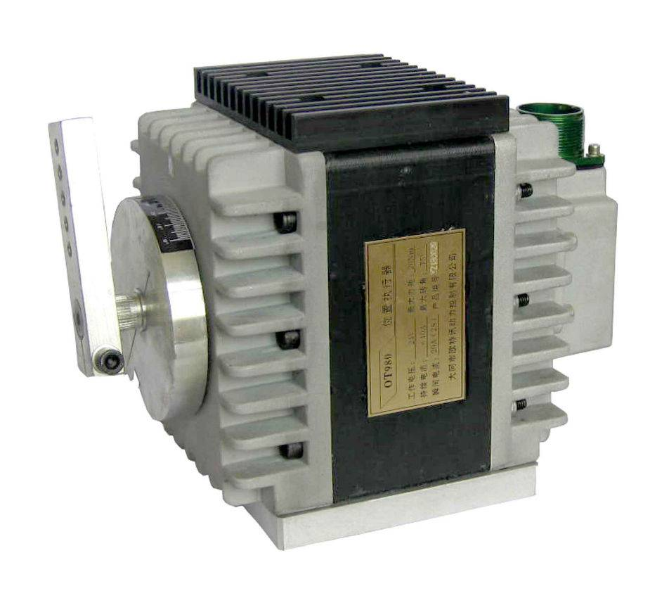 Engine Generator Parts Rotary Actuator -Ot980 Gas Diesel Engine Generator Rotary Actuator