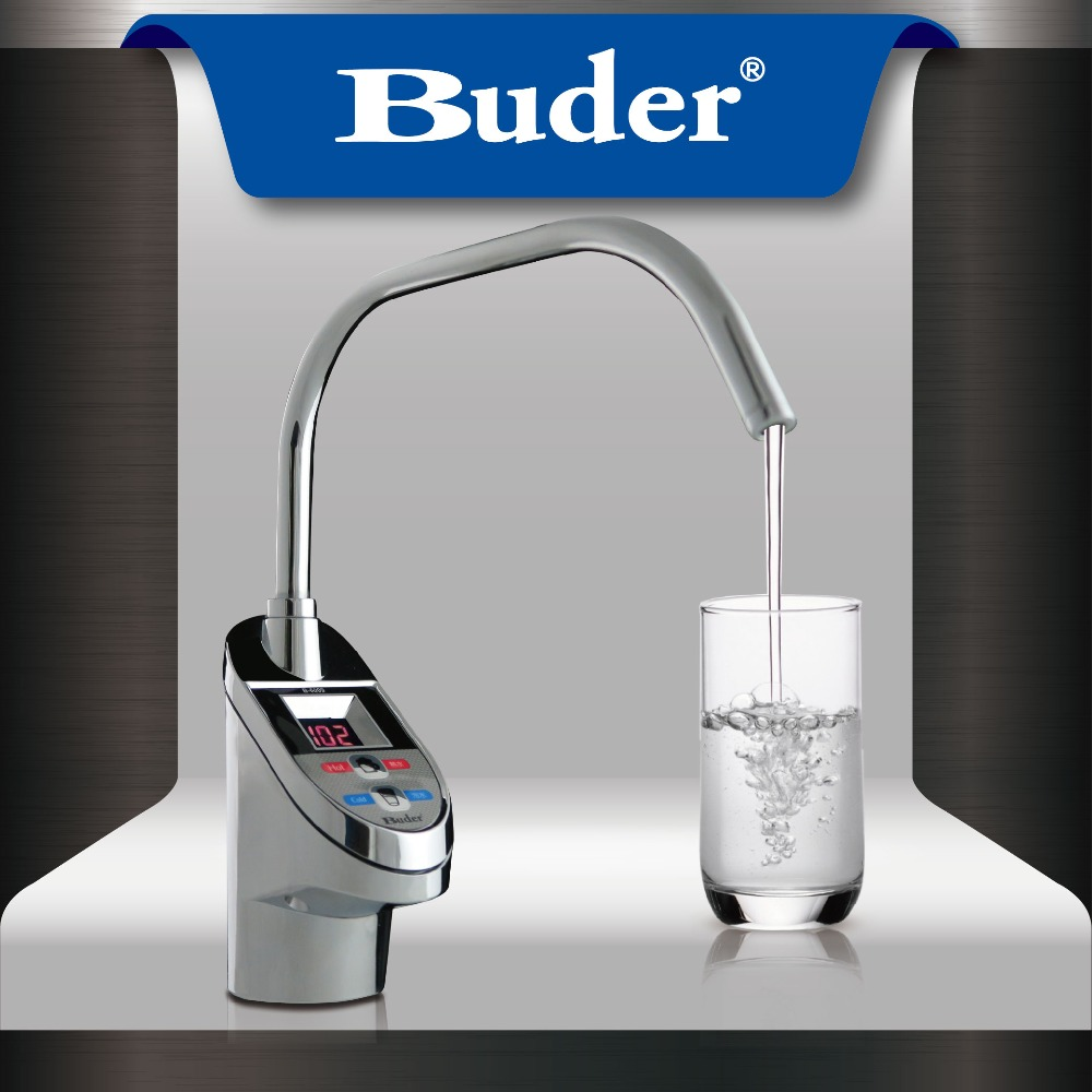 [ Taiwan Buder ] LED Display Faucet Hot Water Boiler