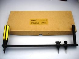 Easy gasket cutter