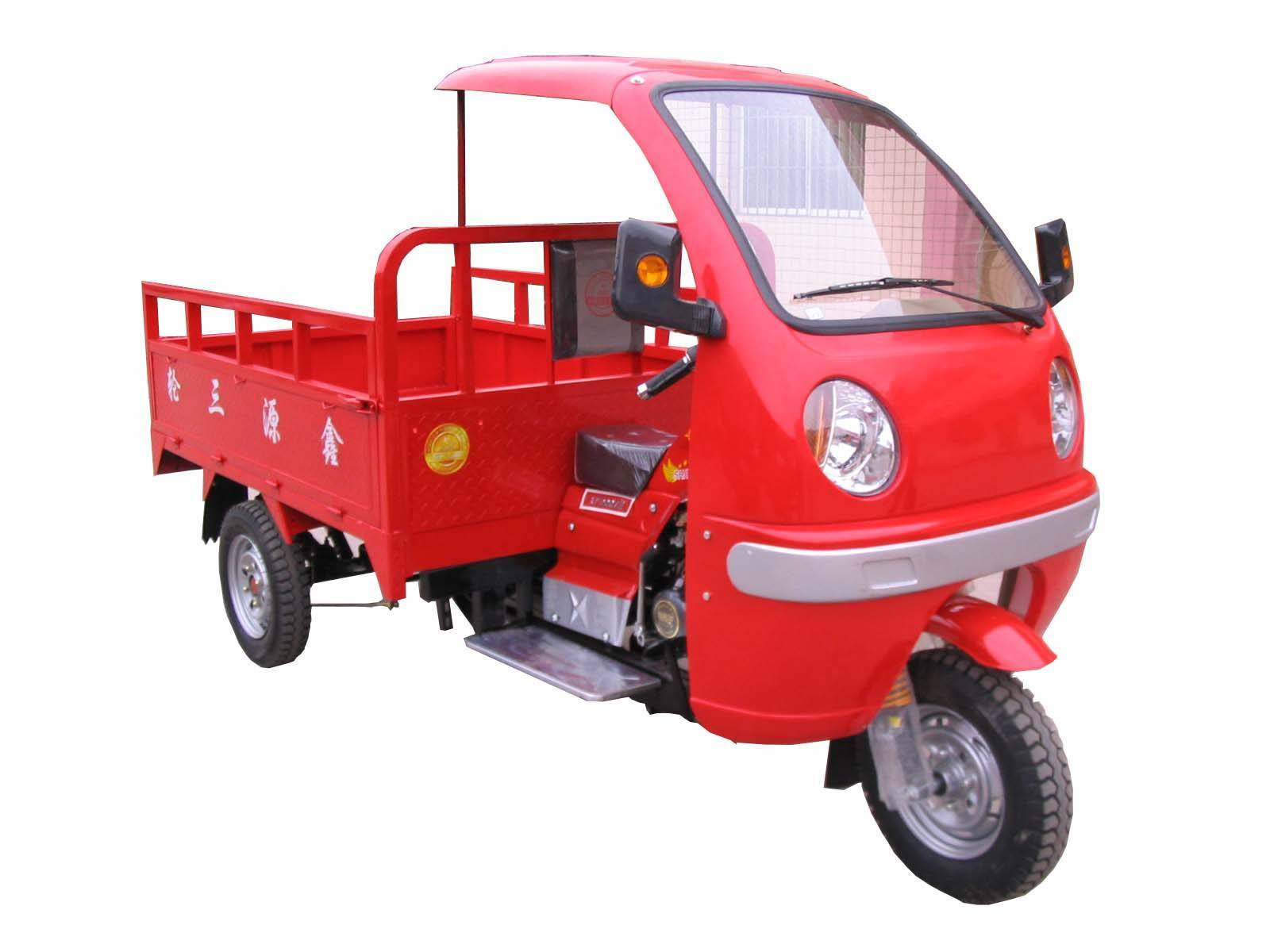 cabin tricycle 150cc-200cc